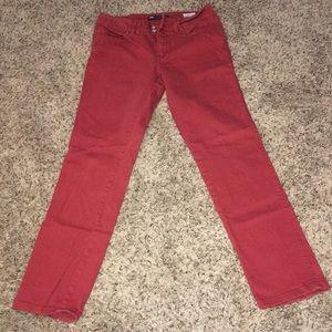 Levi rust color jeans